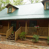 Front view of the Hiker Hostel