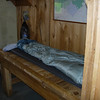 Comfy board bed