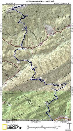 Maps & Profiles