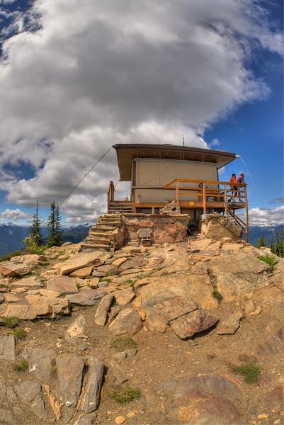 Alpine Lookout 2105