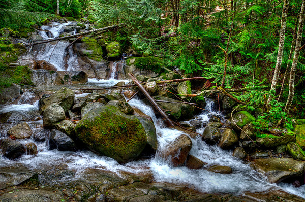 Annette Lake Trail