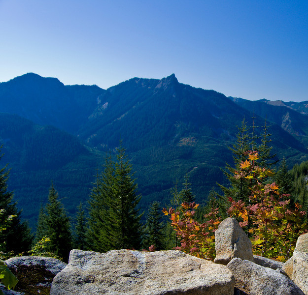Bandera Mtn, Mt. Baker National Forest-Snoqualmie
