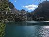 Fifth Lake view to Mount Robinson, 12,967 feet