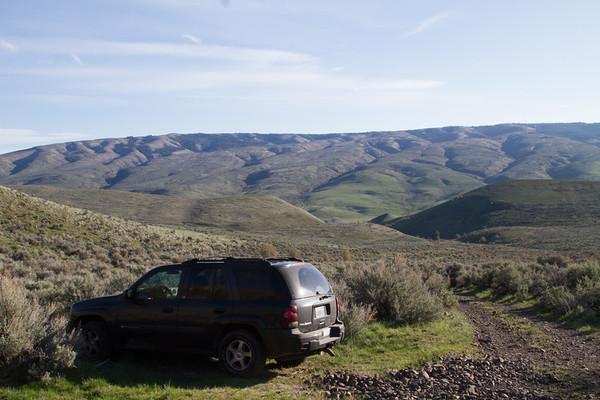 Black Canyon, Wenas Valley