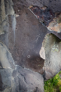 Petroglyphs:  old or new?