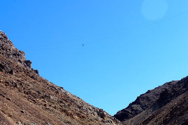 Cerro Gordo Ghost Town - 2/16/14