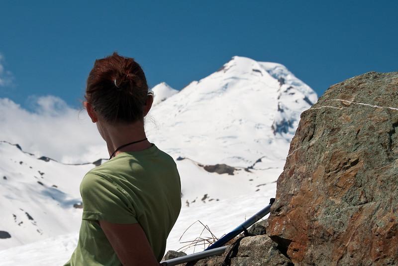 Did we climb that thing?