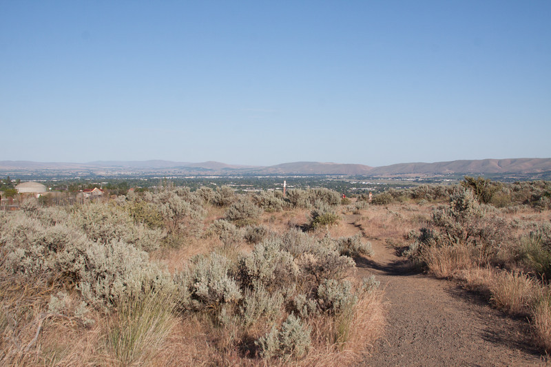 Cowiche Canyon Uplands Trail