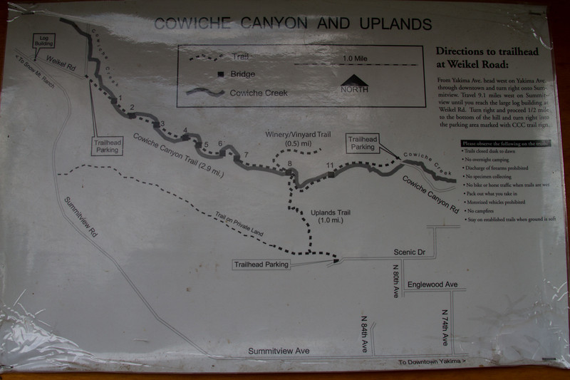 Cowiche Canyon