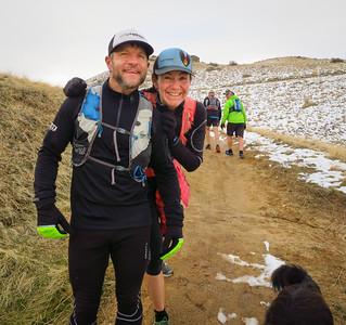 Trail runner reunion #2!