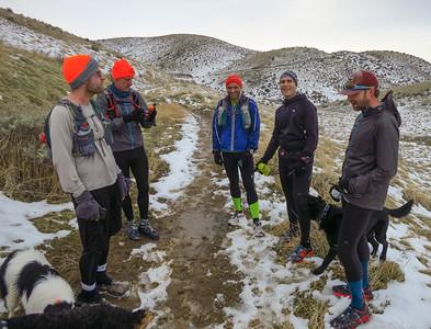 Trail runner reunion #1!