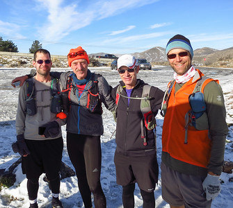 Emileon team of 4, from top of 4/6 junction to Miller Gulch.