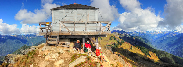 Green Mountain Lookout