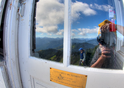 Evergreen Mountain Lookout