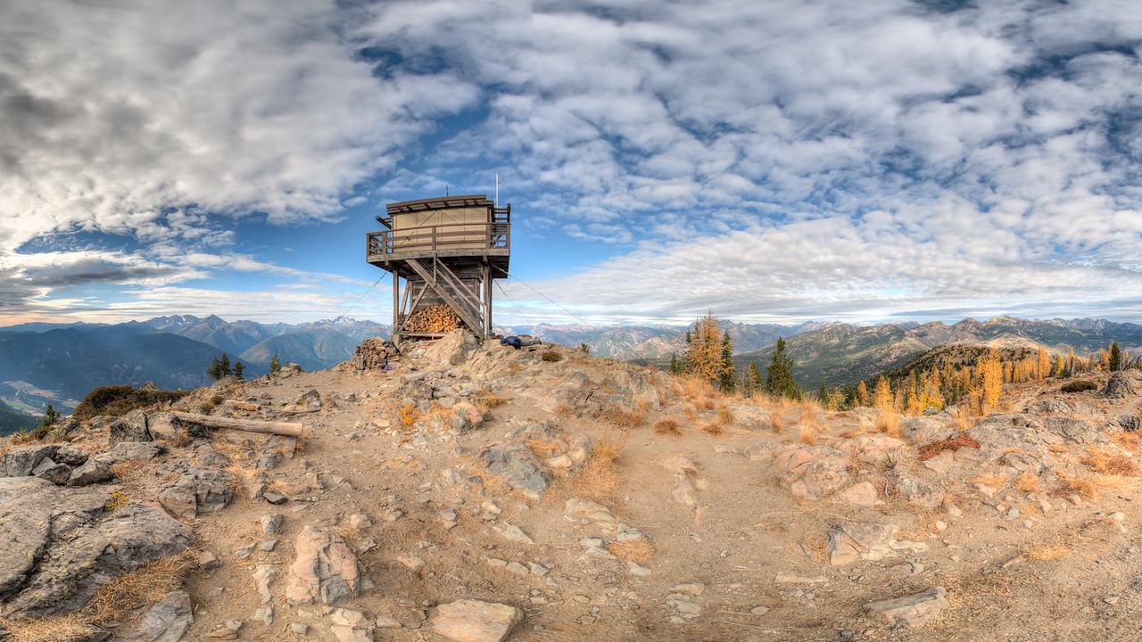 Goat Peak Lookout