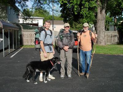 Fork Mtn Trail bkpk 9/19-20/08