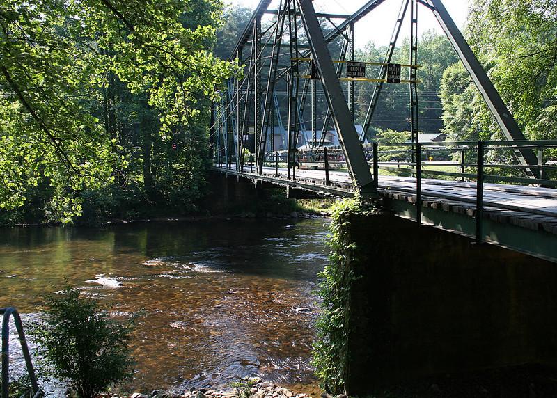 The Shallowford Bridge