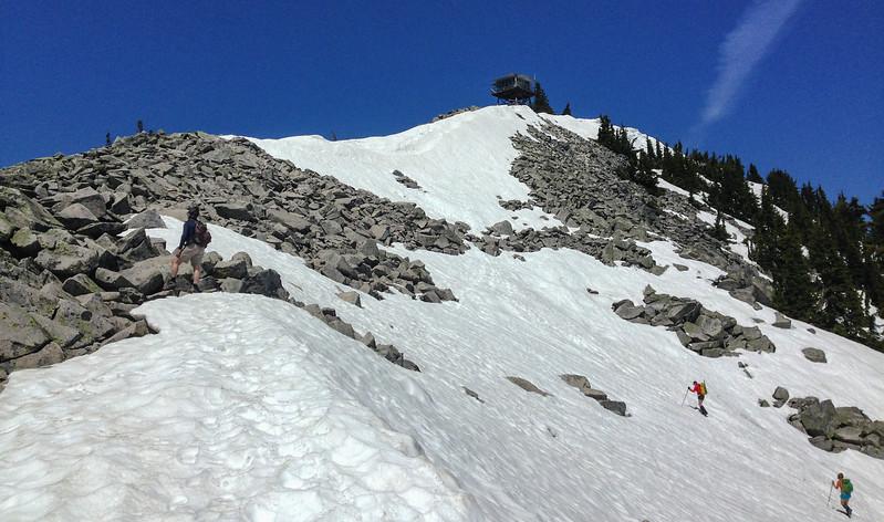 Granite Mountain, Spring 2017