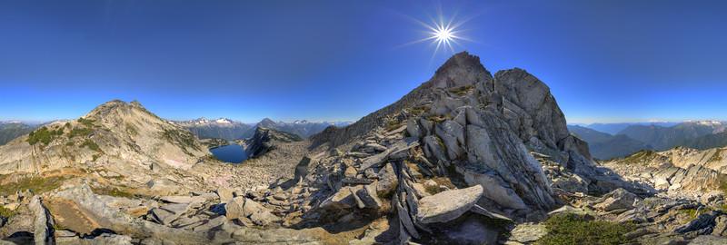 Hidden Lake Peak