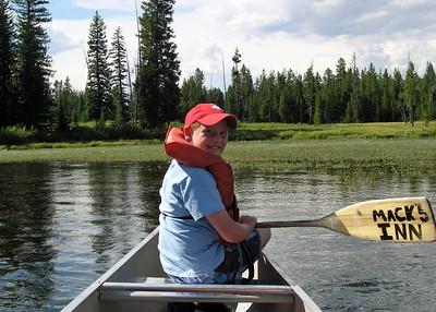 Island Park Moose Hunt