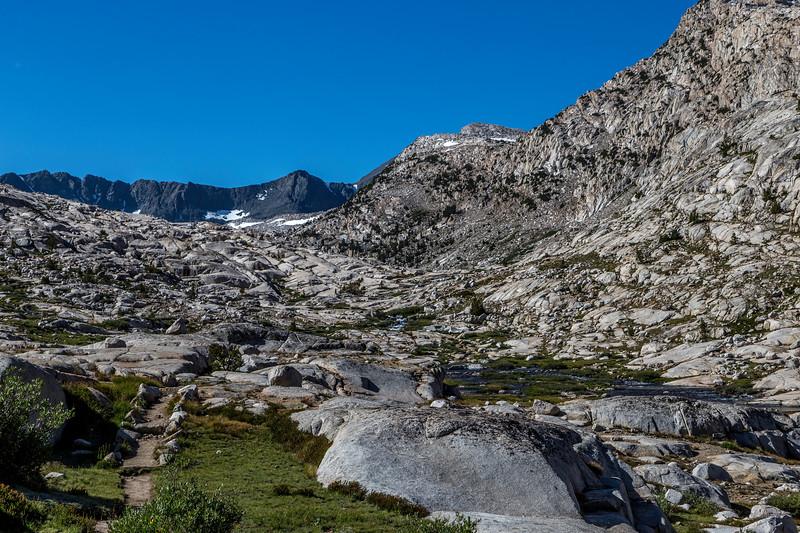Trail view toward Muir Pass 9-9-17_MG_4436