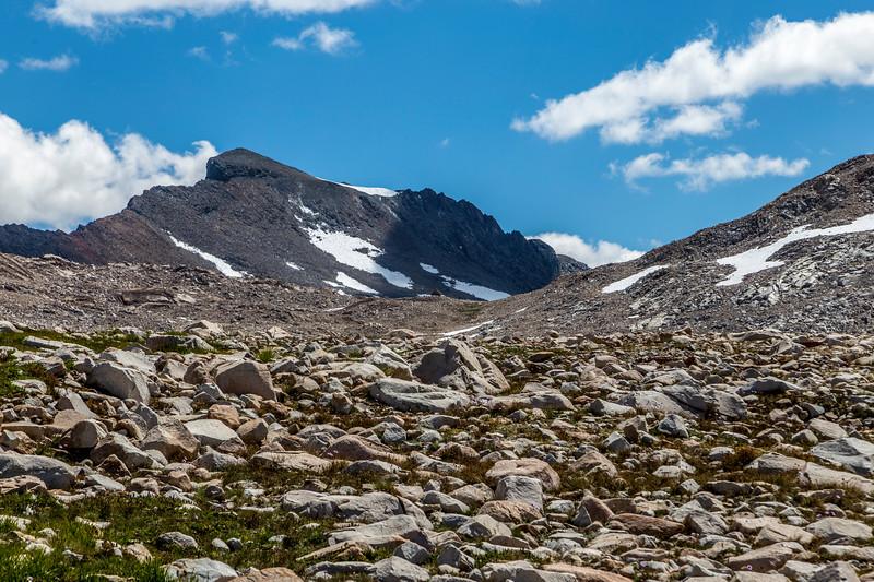 First view Muir Hut on Muir Pass 9-9-17_MG_4466