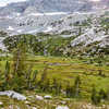 Trail view down Muir Pass 9-9-17_MG_4521