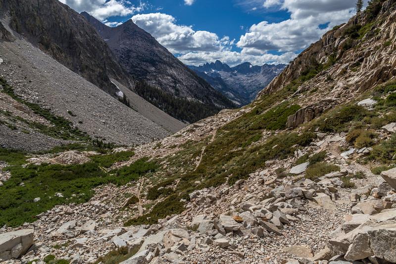 Trail through LeConte Canyon 9-10-17_MG_4595