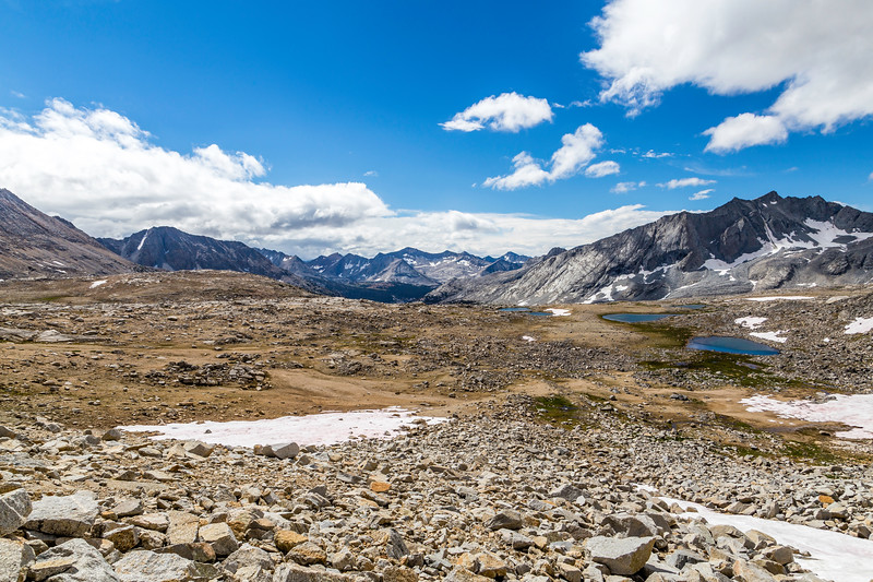Trail down Mather Pass 9-11-17_MG_4677