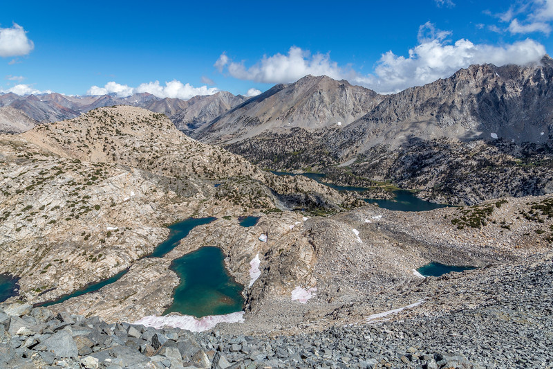 Rae Lakes from Glen Pass 9-13-17_MG_4775