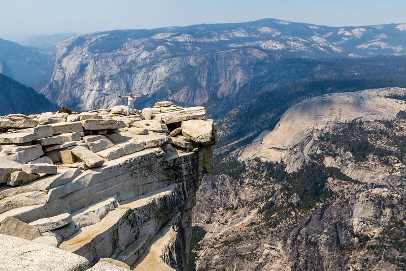 Kathy-Half Dome 8-28-17_MG_3457