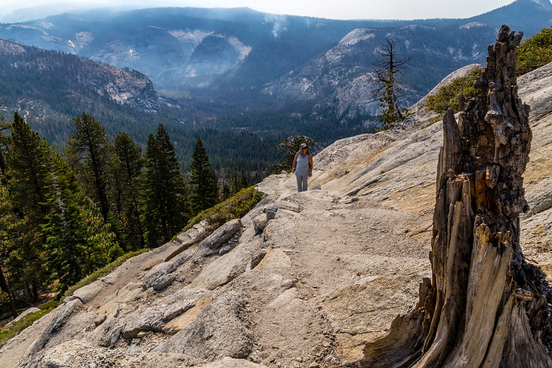Half Dome trail_MG_3422