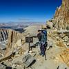 Trail Crest Pass 13484 ft End of JMT 9-16-17 P1020387