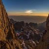 Sunrise on trail to summit 9-16-17_MG_4978