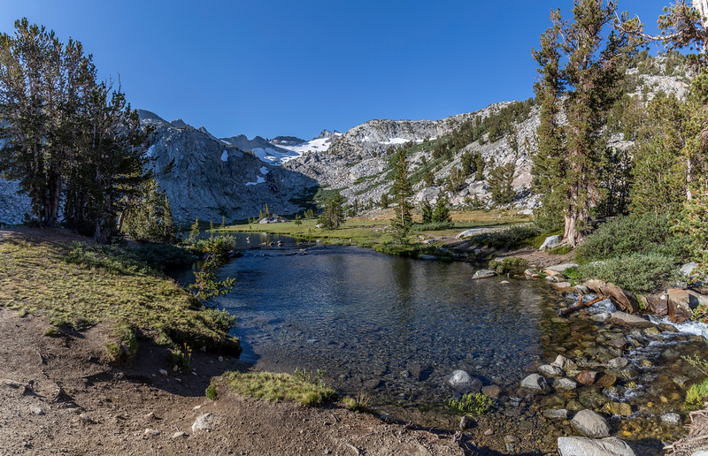 Trail to Donohue Pass-Water Crossing 9-2-17_MG_3837-Pano