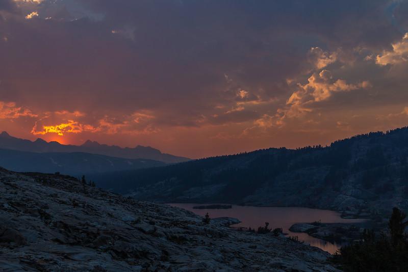 Thousand Island Lake-Smokey sunset 9-2-17_MG_3996