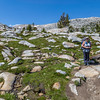 Kathy on trail to Island Pass 9-2-17_MG_3926