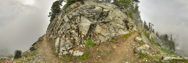 Partway on the Katwalk. This is a flat equirectangular image that can be viewed as a 360 panorama at: http://www.360cities.net/image/kendall-katwalk-snoqualmie-national-forest-wa-state#-431.07,2.05,70.0