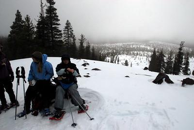 Lassen Snowshoe