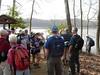 Our first break on Bushy Creek