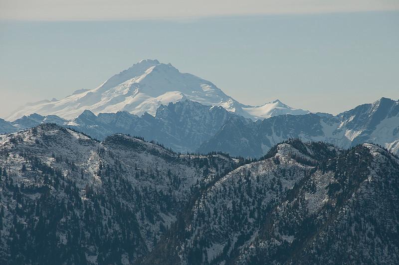 Another shot of Glacier Peak