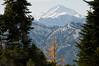 View of Glacier Peak to the southwest