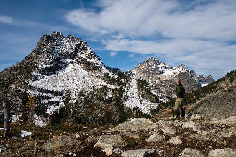 Me and Corteo Peak
