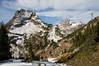 First Look at Corteo Peak (8,080')