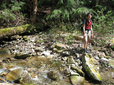 Middle Fork River hike