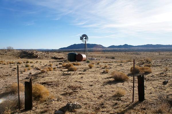 Mojave - Kelso Depot/Lava Tube/Cinder Cones/Kelso Dunes - 12/7/14