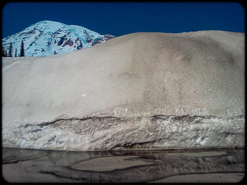 Paradise, Mount Rainier National Park