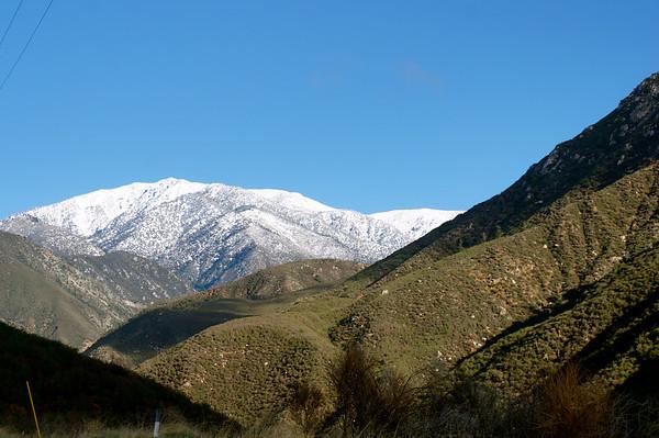 Mt. Baldy Snow Day - 12/13/14