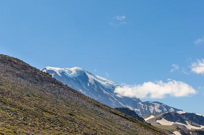 Burroughs Mountain Loop Trail