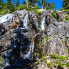 PCT 2016 Waterfall below Spectial Lake 7-29-16_MG_1081-Pano